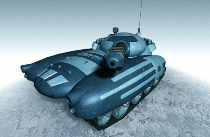 """The Future of tanks"""